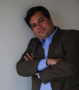 Anil Goel - Author of Exit Point