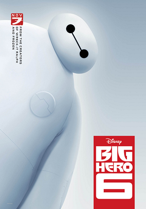 Big Hero 6 Image Courtesy : Wikipedia