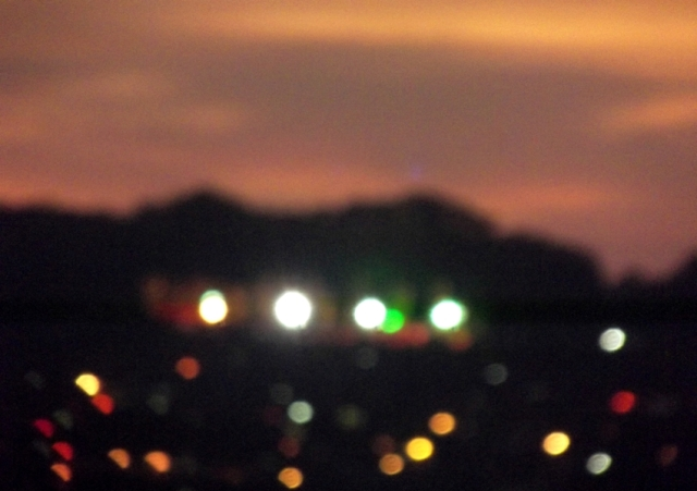 Light And Colour in The Dark By Radhika Mukherjee