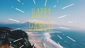Happy Dance!!